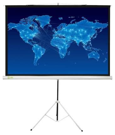 Экран для видеопроектора Cactus Triscreen CS-PST-150x150 Белый