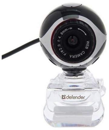 Web-камера для компьютеров Defender C-090 0,3 МП black 63090