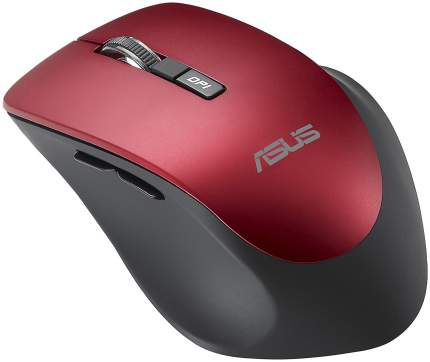 Беспроводная мышка ASUS WT425 Red (90XB0280-BMU030)