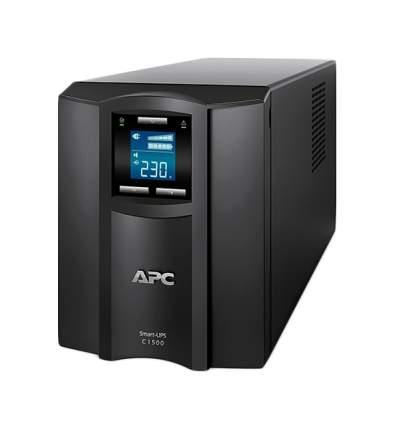 Источник бесперебойного питания APC Smart-UPS SMC1500I Black