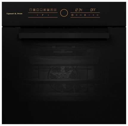 Встраиваемый электрический духовой шкаф Zigmund & Shtain EN 162.921 B Black