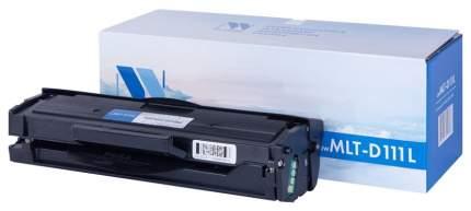 Картридж для лазерного принтера NV Print ML-TD111L, черный