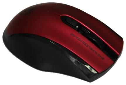 Беспроводная мышь Jet.A Comfort OM-U50G Red/Black