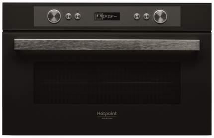 Встраиваемая микроволновая печь с грилем Hotpoint-Ariston MD 764 BL HA