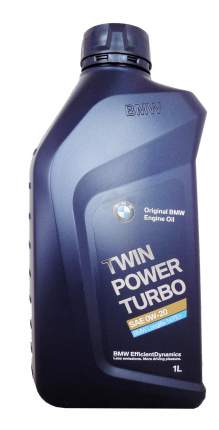 Моторное масло BMW TwinPower Turbo Longlife-14 FE+ 0W-20 1л
