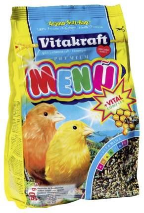 Основной корм Vitakraft для канареек 500 г, 1 шт