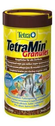 Корм для рыб Tetra Min Granules, гранулы, 250 мл