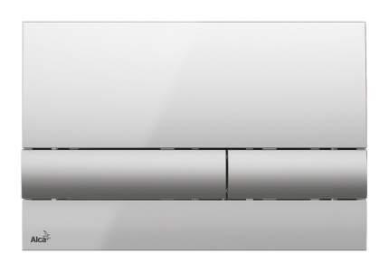 Кнопка управления AlcaPlast M1713 хром-глянцевый/матовый
