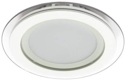 Встраиваемый светильник Arte Lamp Raggio A4106PL-1WH Белый