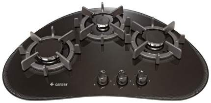 Встраиваемая варочная панель газовая GEFEST СН 2120 Black