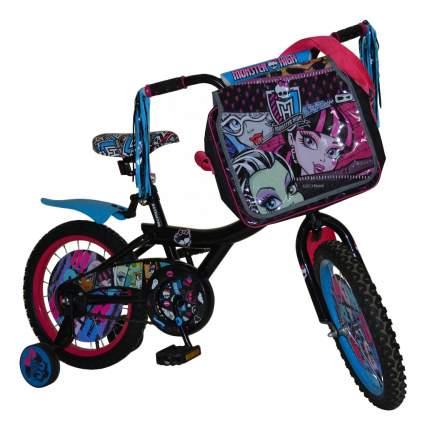 Велосипед Navigator Monster High 2015 onesize Monster High розовый, синий, черный ВН16050
