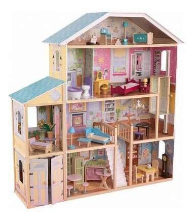 Домик KidKraft для Barbie Великолепный особняк с мебелью