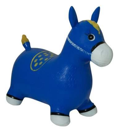 Прыгунок KID HOP Лошадь синяя