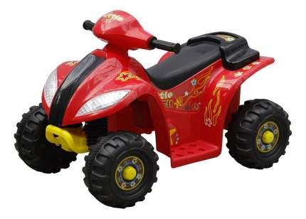 Квадроцикл Игротрейд на аккумуляторе красный