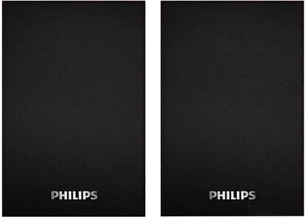Колонки компьютерные Philips Коричневый/Черный