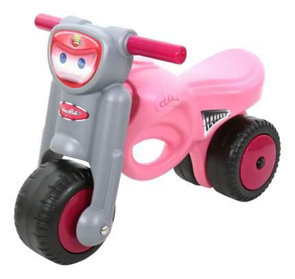 """Каталка детская Полесье """"Мотоцикл розовый"""""""