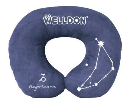 Подушка-Валик Welldon Под Шею Welldon Navy