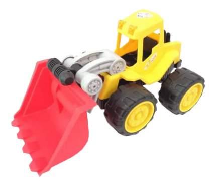 Строительная техника Junfa toys Грейдер 6909-6D