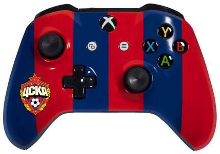 Геймпад Microsoft Xbox One 6CL-00002 ЦСКА «Красно-синий»