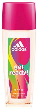 Парфюмерная вода Adidas Get ready! для нее 75 мл
