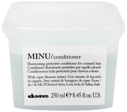 Кондиционер для волос Davines Minu Illuminating Protective Conditioner 250 мл