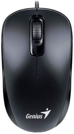Проводная мышка Genius DX-110 B Black (DX-110 B)