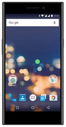 Смартфон SENSEIT E510 Black