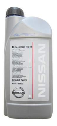 Трансмиссионное масло Nissan 80w90 1л KE907-99932