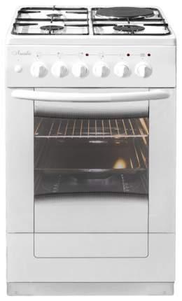 Комбинированная плита Лысьва ЭГ 1/3г01 М2С-2у White