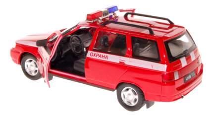 Коллекционная модель Autotime Лада 111 Пожарная охрана