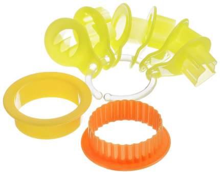 Набор для выпечки Tescoma Delicia 630913 Желтый; Зеленый; Оранжевый