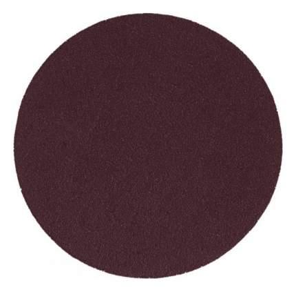 Круги шлифовальные сплошные (липучка), алюминий-оксидные, 125 мм, 5 шт, Р 100 КУРС 39775