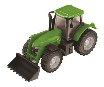 Трактор HTI Фермерский трактор зеленый