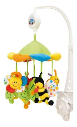 Мобиль механический Canpol babies Цветная полянка (0 до 5 мес)
