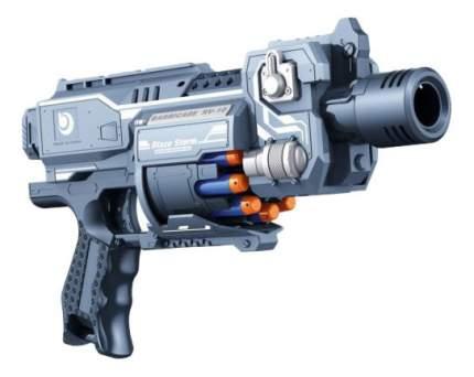 Бластер стреляющий мягкими снарядами 20 шт. 34x8,5x20,5 см