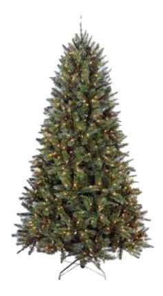 Ель искусственная Triumph tree 73178 (1037296) Женева 185 см зеленая