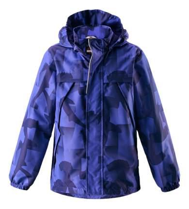 Куртка Lassie Разводы mazarine Blue р.110