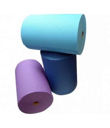 Бухта для йоги RamaYoga Рама 30 метров Облака Экстра фиолетовый 4,5 мм