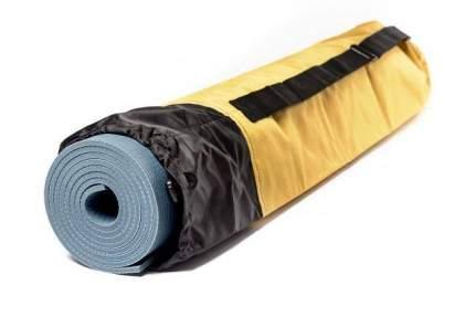 Чехол для йоги RamaYoga Инь Янь, желтый