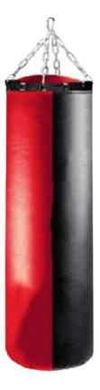 Боксерский мешок Премиум РК 40 кг черно-красный