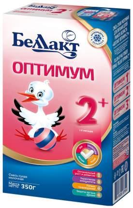 Молочная смесь Беллакт Оптимум 2+ от 6 до 12 мес. 350 г