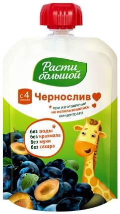 Пюре фруктовое Чернослив с 4 мес, 90 г (пауч)