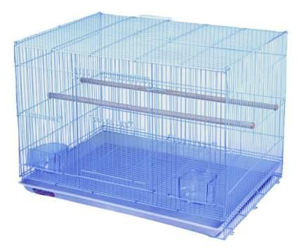 Клетка для птиц Triol 59,5x41x40,5 голубой
