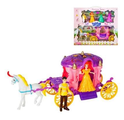 Карета для куклы Shantou Gepai Fashion Carriage SS026A