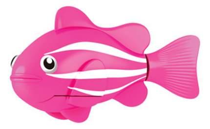 Интерактивная игрушка для купания Robofish Клоун розовая