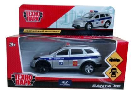 Машина полицейская Hyundai Santafe Технопарк Полиция
