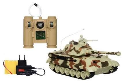 Радиоуправляемый танк Пламенный мотор King Tiger 1:28