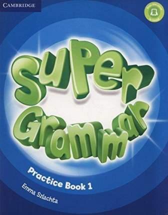 Super Minds 1 Super Grammar Bk