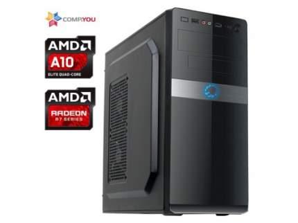 Домашний компьютер CompYou Home PC H555 (CY.604653.H555)