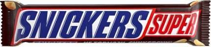Шоколадный батончик Snickers super 95 г